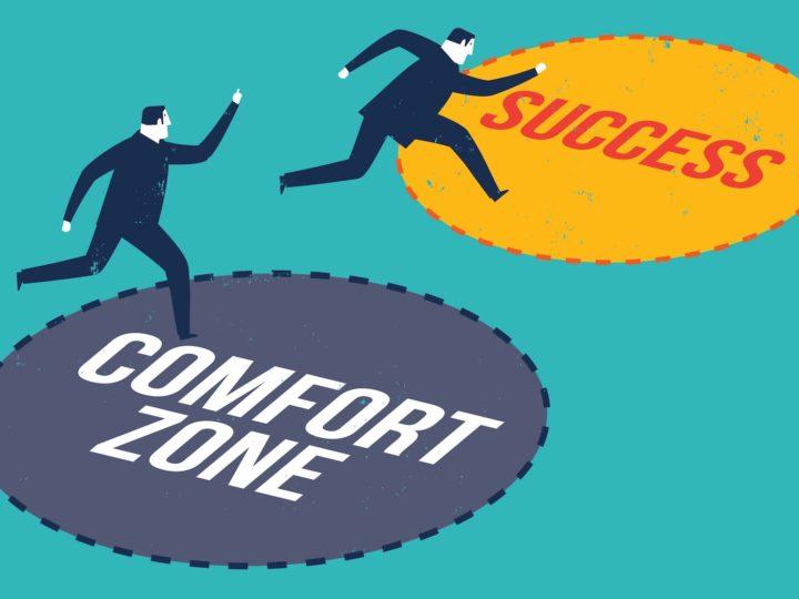 Как комфортно себя чувствовать в зоне дискомфорта?