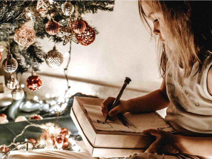 Що подарувати дитині на Новий рік?