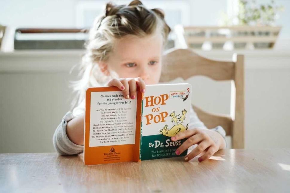 дитину читати книжки